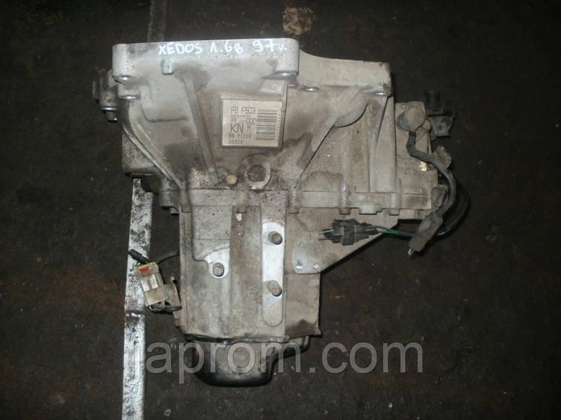 МКПП механическая коробка передач Mazda Xedos 6 1992-1999г.в. 1,6l бензин