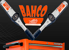 Динамометрический ключ стрелочного типа 0-1400 Nm, BAHCO  7454-1400