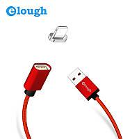 Elough E04 магнитный кабель Lightning для iPhone. Красный. Лучшее качество!, фото 1