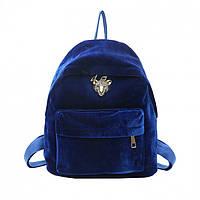 Рюкзак Adel Leopard Blue, фото 1