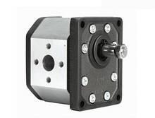 Однонаправленные шестеренные насосы Marzocchi GHP 35 / Monodirectional GHP35 Single Pumps