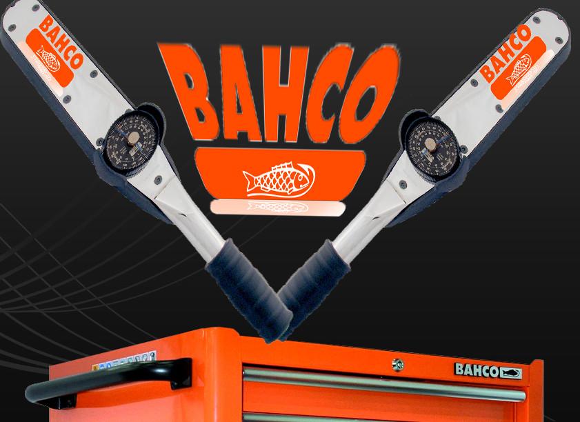 """Динамометричний ключ стрілочного типу 0-350 Nm, 1/2"""" BAHCO 7454-350"""