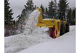 Снігоочисник з автономним двигуном UTV 600, фото 3