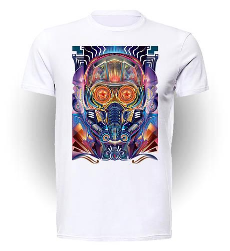 Футболка GeekLandСтражи Галактики Guardians of the Galaxy разноцветный Лорд GG.01.054