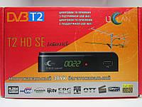 U2C uClan T2 LED Internet цифровой эфирный DVB-T2 ресивер (с дисплеем), фото 1