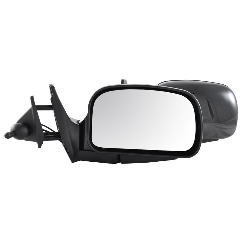 Зеркала боковые CarLife , ВАЗ 2108,09,99,13,14,15, черные, 2шт