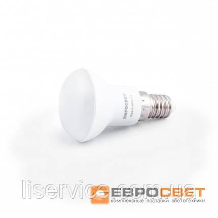 Лампа світлодіодна ЄВРОСВІТЛО R39-3-4200-14, фото 2