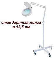 Лампа-лупа на штативе 8066-3D+001