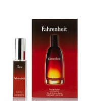 Мини парфюм Fahrenheit Dior 40 мл в подарочной упаковке (для мужчин)