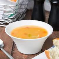 Піала для супу біла розкльошена Arcoroc Intensity Zenix 139 мм (L0924)
