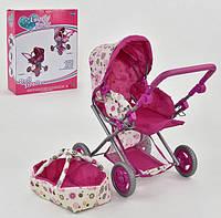 Коляска для кукол Lovely Baby FL 8166-2