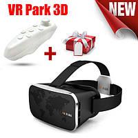 """3D очки VR Park-для смартфонов 4-6"""", регулировка фокуса, положения линз и ленты-крепления+пульт подарок!"""