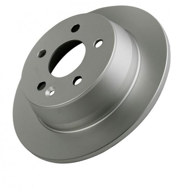 Тормозные диски задние на Renault Koleos, Nissan Qashqai, X-Trail