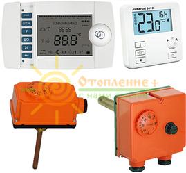 Термостаты и программаторы