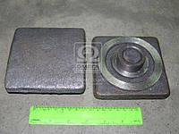 Вкладыш кронштейна рессоры передний/задней МАЗ (Производство Беларусь) 504Н-2902449