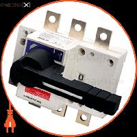Enext Выключатель-разъединитель нагрузки e.industrial.ukg.125.3, 3р, 125А, с фронтальной рукояткой управления