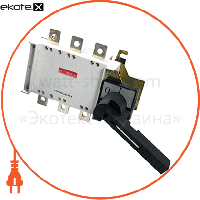 Enext Выключатель-разъединитель нагрузки e.industrial.ukgz.160.3, 3р, 160А, с боковой рукояткой управления
