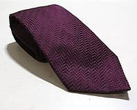 Галстук DUETZ FLORES фиолетовый, шелк, 8 см, Как Новый!
