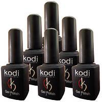 Гель лак Kodi (цвета от 1-100)