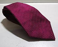 Галстук DUETZ розовый, шелк, 8.5 см, Как Новый!