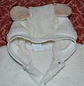 Комбинезон Медвежонок для новорожденных велсофт (р. 50-74 см), фото 3