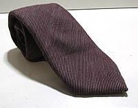 Галстук DUETZ фиолетовый, шелк, 7.5 см, Как Новый!