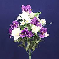 К2-09/18 Нарцис+ромащка+орхидея (10 шт)