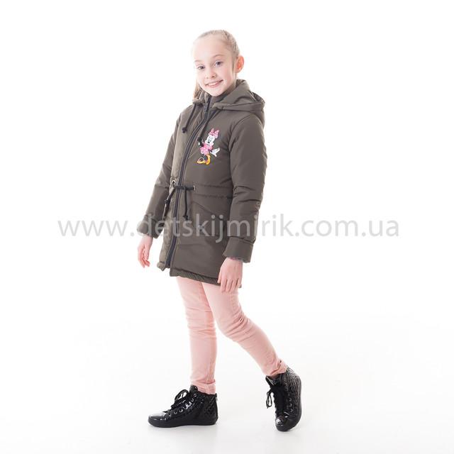 Модная детская парка куртка новинка весна 2016  продажа, цена в ... f434074badc