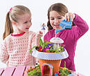 Набор для выращивания My Fairy Garden Magical Cottage Playset Мой волшебный сад с домиком феи, фото 2