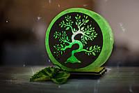 """Соляная лампа, ночник """"Дерево Зеленое"""""""