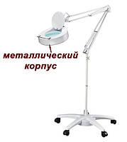 Напольная лампа на штативе 8064 на 5 диоптрий, фото 1