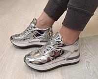 Модные весенние кроссовки на девочку подростка размеры 36- 41