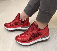 Женские модные весенние кроссовки размеры 37 38 40
