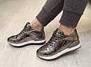Женские модные весенние кроссовки размеры 36- 41, фото 4