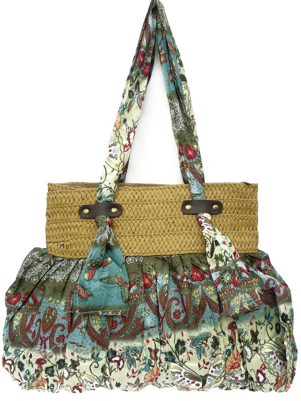 8e7c08a3f5a8 Летние женские сумки с цветочным узором: продажа, цена в Одессе ...
