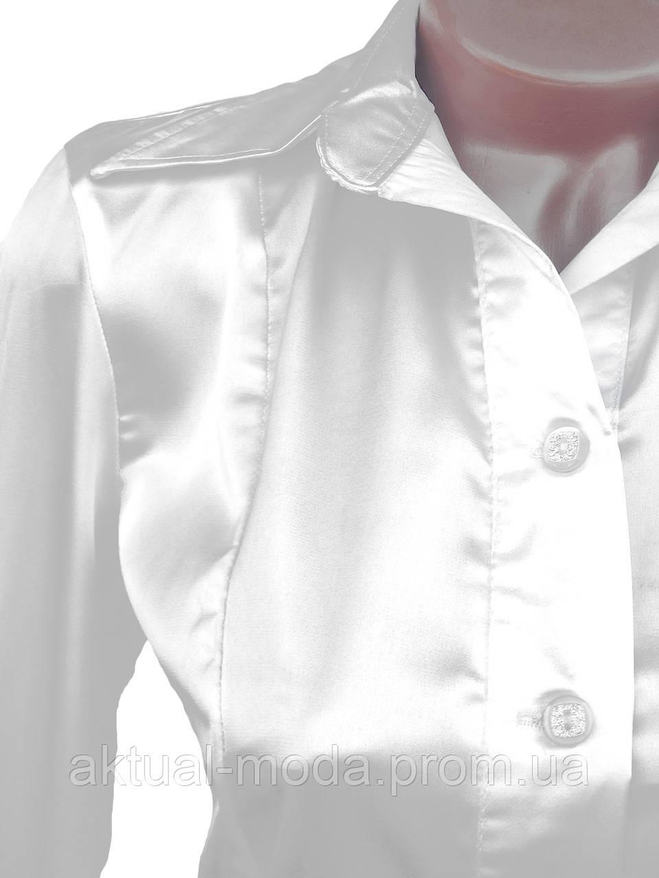 959a1165bb8 ... Женская атласная рубашка (48
