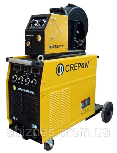 DELTA-MIG 500 CREPOW