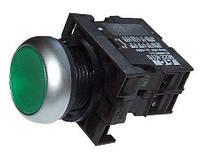 Выключатель кабины Largo с подсветкой (зеленый)