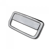 Накладка на ручку двери багажника Fiat Doblo нерж