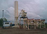 Стационарный бетонный завод CHANGLI HZS 35