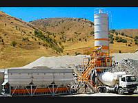 Стационарный бетонный завод SemiX 35 Kapral
