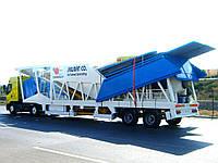 Мобильный бетонный завод SemiX 60 Capitan