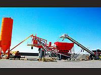 Мобильный бетонный завод SemiX 120 Korsar