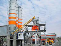 Стационарный бетонный завод SemiX 120 Major