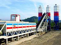 Мобильный бетонный завод SemiX 120 Grand korsar