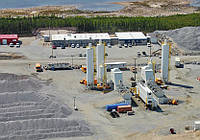 Мобильные бетонные заводы YHZS25, YHZS35, YHZS50, YHZS75 Aimix