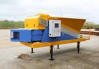 Мобильный бетонный завод Sumab Mini Scandinavian & UK Machines