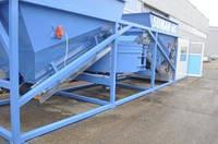 Мобильный бетонный завод Sumab K-60 Scandinavian & UK Machines