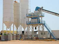 Стационарный бетонный завод SUMAB Т-120 Scandinavian & UK Machines