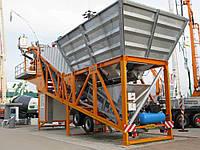 Стационарный бетонный завод CIFA DRY/WET
